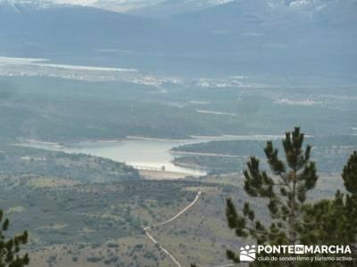 Circo de la Puebla. Sierra del Rincón;club senderista;viajes alternativos
